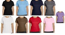 Ladies Blank Shirt, womans, Sm - 3X, Many Colors, classic ladies top - LAT Brand