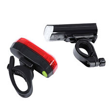 Bicycle Cycling Bike Rear Tail Warning Flashlight Safety Torch Bike Accessories