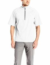 Puma Golf Men's Short Sleeve Rain Popover Jacket - Choose SZ/Color