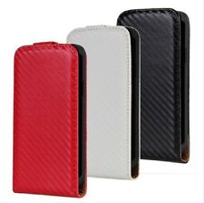 PU Leather Flip Case Cover Vertical Open For Samsung Galaxy S i9000 S Plus i9001