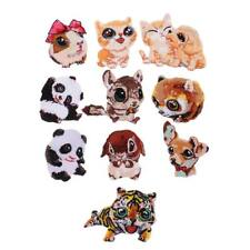 Animals Embroidery Patches Applique Badges Iron on Clothes Dress Sewing Crafts