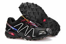 Men's Salomon Shoes Speedcross 3 Athletic Running Sports Outdoor Hiking Shoes ao