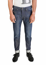 Diesel Buster Men's Regular Slim-Tapered Denim Jeans 0842N