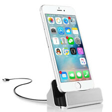 Desktop Charger Stand Docking Sync Dock Station Cradle for iPhone 5 6 6S 7 Plus