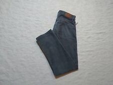 GAP CORDUROYS STRAIGHT PANTS MENS SIZE 29X30 ZIP FLY LIGHT GREY COLOR NWT
