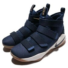 Nike Lebron Soldier XI EP James 11 Cavs Alternate Midnight Navy Men 897645-402