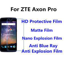 3pcs For ZTE Axon Pro High Clear Anti Scratch,Anti Blue Ray Screen Protector