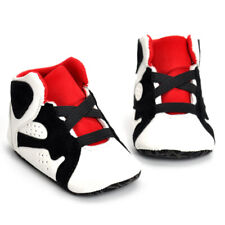 Fashion Kids Boys Girls Baby Shoes Infant Toddler Leather Sneakers