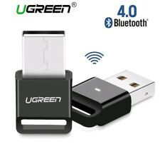 Bluetooth Adapter V4.0 Ugreen Wireless USB Dongle Music Sound Receiver New!