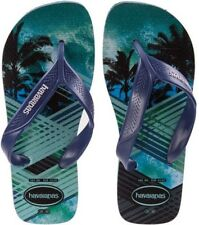 Havaianas Surf Mens Flip Flops Beach Sandals Shoes New All Sizes for Summer