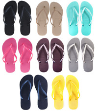 Havaianas Slim Womens Flip Flops Beach Sandals Shoes New All Sizes for Summer