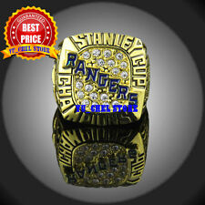 1994 New York Rangers Stanley Cup Championship ring sports fans rings
