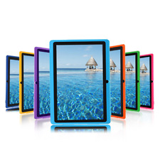 7'' Inch 16G A33 Allwinner Android Quad Core Dual Camera WiFi HD Tablet