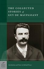 GUY DE MAUPASSANT - Collected Stories of Guy de Maupassant ** Brand New **