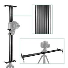 DSLR SLR Camera Dolly Track Slider Video Stabilizer Aluminum Rail System