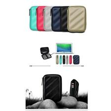 Portable External Hard Drive Case Shockproof EVA Carrying Pouch Bag
