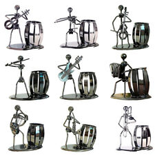 Creative Metal Pen Pencil Holder Pot Office Stationery Desk Tidy Container