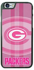 Pink Greenbay Packers Logo Tread Phone Case Cover for iPhone 7 Samsung s7 LG HTC
