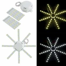 12/16/20/24W LED Celling Lamp 5730 SMD White Octopus Round Light Kitchen Bedroom