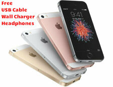 Apple iPhone SE - 64GB -  (Sprint) Smartphone, Rose Gold, Gray,  CLEAN IMEI