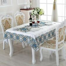 New Style Party Home Decorate Oilproof Waterproof Table Cover Cloth