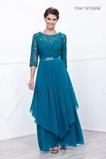 Mother of the Bride Quarter sleeve  special occasion dress.