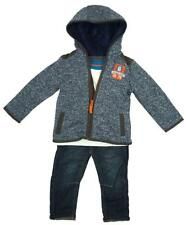 Boys Hoody Jeans Top Outfit 3 Pce Beyond Cool Set Newborn Baby to 24 Months