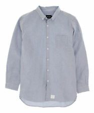 Diamond Supply Co. Men's SF Oxford Long Sleeve Button Down Shirt