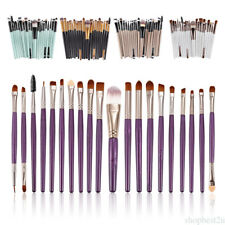 1-32 Pro Makeup Cosmetic Foundation Brushes Powder Eyeshadow Brush Lip Brush Set