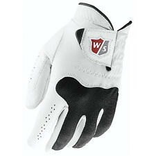 Wilson Staff Conform Perfect Fit Cabretta Leather Golf Glove MLH- New