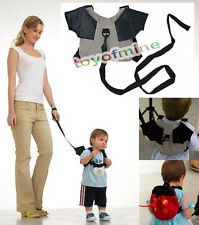 Kid Baby Keeper Toddler Walking Rein Ladybird Backpack Bag Strap Safety Harness