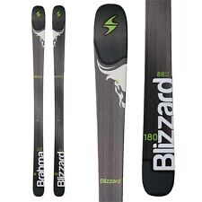 NEW!  2017 Blizzard Brahma Skis 173cm 180