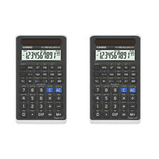2 Pack Casio FX260SLR-SCHL-C-IH Solar Scientific Calculator (School Version)