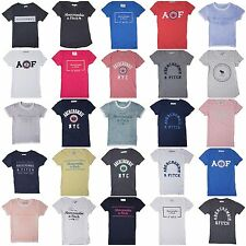 Nwt Abercrombie & Fitch By Hollister Womens Tee T Shirt