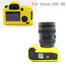 For Canon EOS 6D Sofe Silicone Rubber Protective Camera Body Cover Case Skin