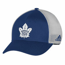 Toronto Maple Leafs Adidas NHL  Meshback Structured Flex Cap