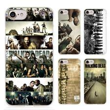 For Iphone 7 7 Plus Apple Cover Walking Dead TV Show Zombie Rick Sheriff Grimes