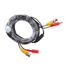BNC Video Power Cable for HD CCTV Security Camera DVR Surveillance System