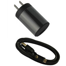 For HP TOUCHPAD NORTH AMERICAN POWER CHARGER ADAPTER & HP USB CABLE FB341AA#ABA