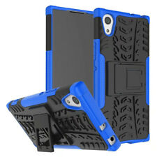 For Sony Xperia XZ |X | XA | X Performance Heavy Duty Kickstand Case Cover Skin