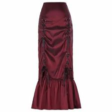 Fashion Floor-length Long Maxi Floor-Length Midi Skirt For Women