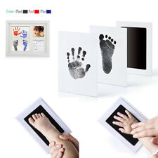 Newborn Footprint Ink Pad Handprint Non-Toxic Clean-Touch Pearhead Inkless Solid