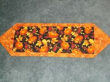 FALL:  10 MINUTE TABLE RUNNER KITS: YOUR CHOICE