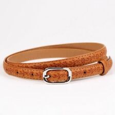 New Fashion 8 Color Slim Printed Stylish Summer Waist Belt For Women