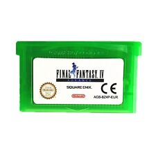 Nintendo GBA Game Final Fantasy series Advance Video Game Cartridge Console Card