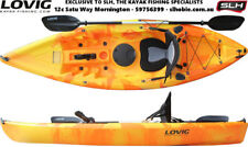 Lovig Squid 9 Fishing Kayak Package