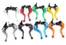 CNC Short Brake & Clutch Levers For Ducati 996/998/748/750SS/S2R 1000 1999-2008
