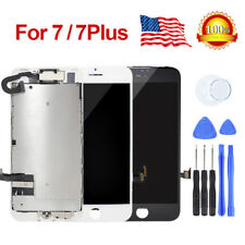 For iPhone 7 | 7 Plus LCD Display 3D Touch Screen Digitizer Assembly Replacement