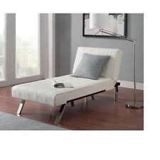Sofa Bed Chaise Lounge Couch Futon Convertible Office Furniture Loveseat Chair