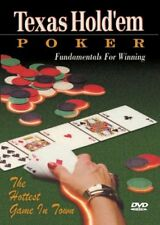 TEXAS HOLD EM POKER - Texas Holdem Poker - DVD - Multiple Formats Color USEDGOOD